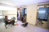 ÇANKAYA BELEDIYESI - Çankaya'da Asansör Denetimleri Sürüyor