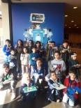 ALıŞVERIŞ - Çocuklar, Forum Mersin'de Robotik Kodlama Yapmayı Öğrendi