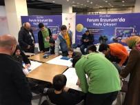 Dünya Mucit Çocuklar Günü'nde Minik Mucitler Forum Erzurum'da Buluştu
