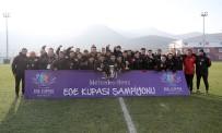 METİN OKTAY - Ege Kupası'nda Şampiyon Türkiye Oldu