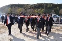DERNEK BAŞKANI - Gaziler Yeni Araçlarına Kavuştu
