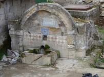 YENIDOĞAN - Hisarcık'ta 170 Yıllık Tarihi Osmanlı Çeşmesi Restore Edilmeyi Bekliyor