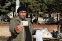 İŞ KAZASI - İş Kazası Mağduru Şahıs, Çocuklarının Eğitimi İçin Yumurta, Tereyağı Satıyor