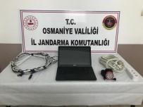 DİZÜSTÜ BİLGİSAYAR - Kaçak Kazı Yapmak İsteyen 3 Kişi Yakalandı