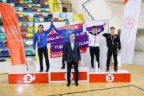 Kağıtsporlu Güreşçiler Türkiye Şampiyonası'nda Yerini Aldı