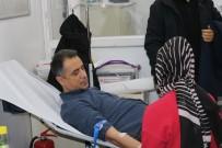 KEREM SÜLEYMAN YÜKSEL - Kaymakam Yüksel, Vatandaşlara Sağlıklı Yaşam İçin Kan Bağışı Çağrısında Bulundu