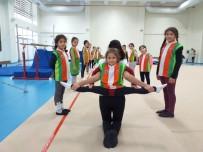 Kepez' De Çocuklara Cimnastik Eğitimi