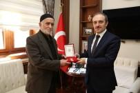 KUZEY KıBRıS TÜRK CUMHURIYETI - Kıbrıs Gazisi Mehmet Ozulu'ya Milli Mücadele Madalyası Ve Beratı Tevcih Edildi