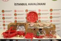 İSTIHBARAT - Kına Malzemesinin İçinden 300 Bin Lira Değerinde Uyuşturucu Çıktı