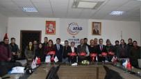 ALıŞVERIŞ - Konya AFAD'da İlk Yardım Temalı Toplantı