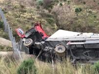 Kuzey Marmara Otoyolunda Faciadan Dönüldü Açıklaması 1 Yaralı