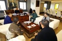 Manavgat'ta Doğada Bilinçli Avcılık Masaya Yatırıldı