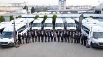 YOLCU TAŞIMACILIĞI - Mercedes-Benz Türkiye'deki 35 Bininci Sprinter'ını Üretti