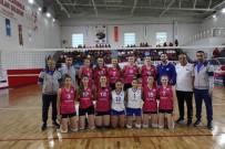 ŞAMPIYON - Merinosspor, Kahramankazan Belediyespor'u Puansız Gönderdi