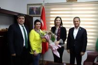 MEHMET AKıN - MHP Adana Milletvekili Ersoy, Çiftçilerin Sorunları Hakkında Bilgi Aldı