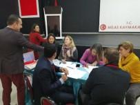 Milas'ta 'Eğitimde Ufuk Turu Çalıştayı' Düzenlendi