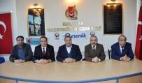 Milletvekili Fendoğlu Açıklaması Şeker Arazisine Yüksek Güvenlikli Psikiyatri Hastanesi Kurulmasına Müsaade Edemeyiz