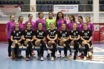 TAHA AKGÜL - Muratpaşa Kadın Hentbol Genç Takımı İlk Maçında Galip