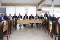 NTO Başkanı Arslan; 'Mali Müşavirlerimiz Olmazsa Olmazımız'