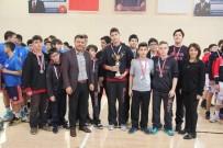 ATATÜRK - Okullar Arası Yıldız Erkekler Basketbol İl Birinciliği Tamamlandı