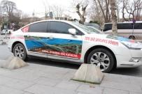 GENEL BAŞKAN - (Özel) DSP Eski Genel Başkan Adayı Özavcı, Kanal İstanbul'a Destek İçin Aracını Giydirdi