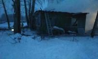 ÖZBEKISTAN - Rusya'da Köy Evinde Yangın Açıklaması 11 Ölü