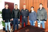 Salihli'de Komiser Yardımcıları Göreve Başladı