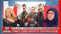 MÜGE ANLı - Samsun'daki Cinayetin Katil Zanlısı Yakalandı