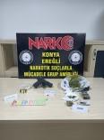Şüphe Üzerine Durdurulan Araçtan Uyuşturucu Çıktı