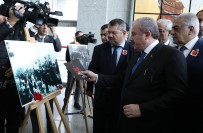 FOTOĞRAF SERGİSİ - TBMM Başkanı Şentop, 20 Ocak Katliamı Sergisini Açtı