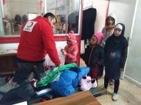 KıZıLAY - Tel Abyad Sevgi Mağazası Sevindiriyor