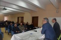 DENIZ PIŞKIN - Tosya Sosyal Yardımlaşma Vakfına Üye Seçimi Yapıldı