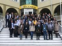 OKUL MÜDÜRÜ - Trabzon Sosyal Bilimler Lisesi Avrupa'ya Açılıyor