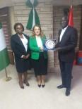 ULUSKON Başkanı Atasoy Yeni İş Anlaşmaları İçin Nijerya'ya Gidecek