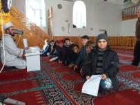 YARIŞ - Yarıyıl Tatili Boyunca En Çok Camiye Gelen Çocuklar Köylüler Tarafından Ödüllendirilecek
