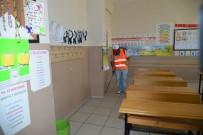 Yarıyıl Tatilinde Okullar İlaçlanacak