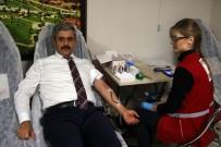 KıZıLAY - Yozgat Belediyesinden Kan Bağışına Destek
