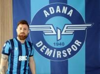 ADANA DEMIRSPOR - Adana Demirspor, Okan Alkan'ı Renklerine Bağladı