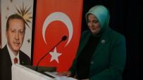ÇEKİLİŞ - AK Parti Kadın Kolları Başkanı Aynur Oğuzhan Açıklaması