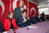 AK Parti'li Kaya, Muhtarlarla Buluştu