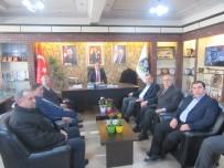 GENEL BAŞKAN - AK Parti Yerel Yönetimler Başkan Yardımcısı Ve Ege Bölgesi Koordinatörü Abdurrahman Öz Sandıklı'da