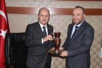 Ulaştırma ve Altyapı Bakanı - Ankara-Sivas YHT Yaz Başında Tamamlanıyor