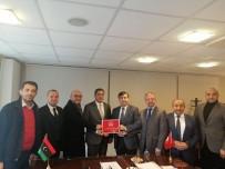 FRANSA - ASİAD, Libya Konsolosluğunu Ziyaret Etti