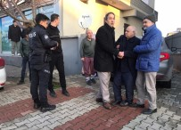 Ataşehir'de Silahlı İki Şahıs Dehşet Saçtı Açıklaması 1 Yaralı