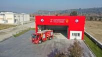 Aydın Büyükşehirden Ortaklar OSB'ye Yeni İtfaiye Binası