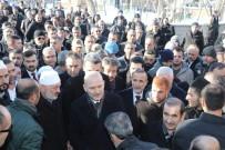 İLKER GÜNDÜZÖZ - Bakan Soylu, Abdulkerim Çevik'in Taziyesine Katıldı