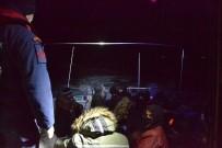 SAHİL GÜVENLİK - Balıkesir'de 26 Düzensiz Göçmen Yakalandı