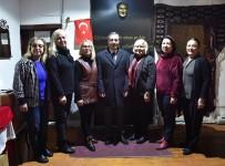 DERNEK BAŞKANI - Başkan Ataç'ın STK Temasları Sürüyor