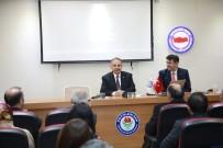 Başkan Yalçın, Öğretmenlik-Belediyecilik Sentezini Anlattı