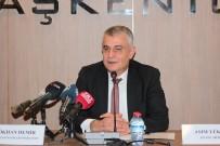 BAŞKENTGAZ Genel Müdürü Yüksel Açıklaması 'Bu Yıl 600 Kilometrelik Bir Yatırım Öngörüyoruz'